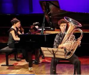 Votez Thomas LELEU (Tubiste) Victoires de la Musique