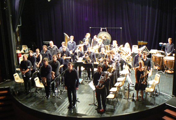 Paris Brass Band Champion en Titre