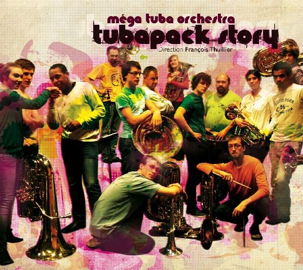 CD Mega Tubapack Orchestra