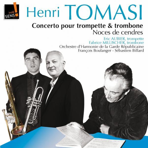 Nouveau CD Tomasi: Aubier + Millischer pour des premières mondiales exceptionnelles !