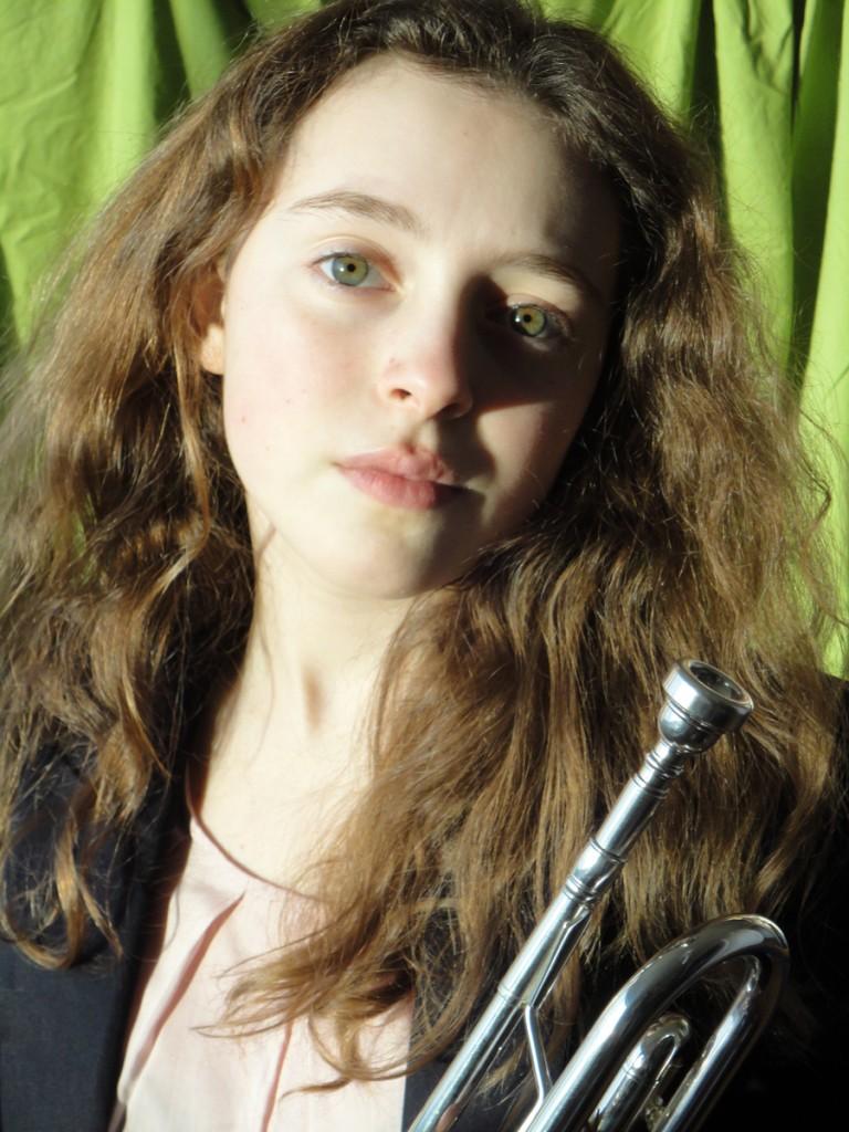 Lucienne Renaudin Vary - A peine 14 ans, et déjà un palmarès exceptionnel …