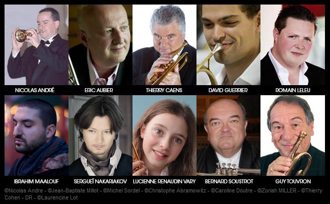 Hommage à Maurice André aux Victoires de la Musique 2013