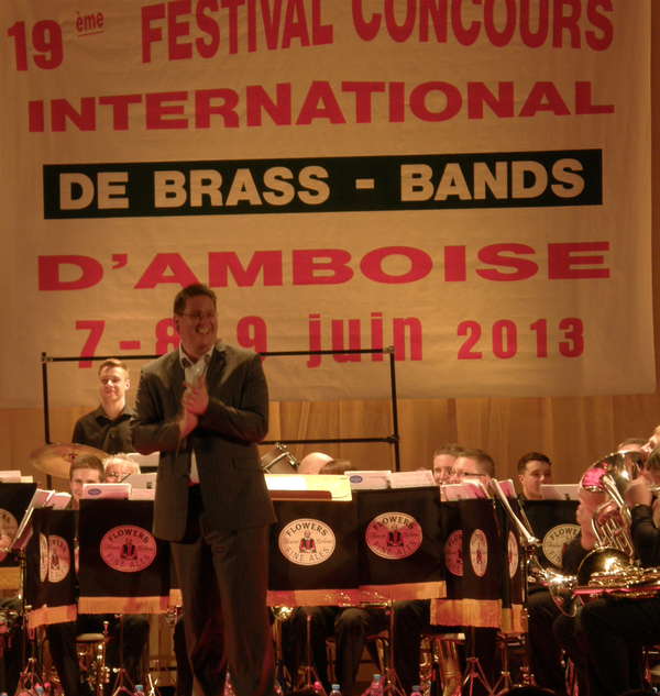 Open de France Brass-Band 2013 – Les Résultats