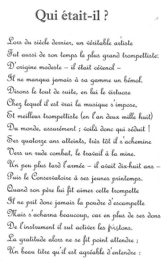 poeme Léon Bourier - MALB01