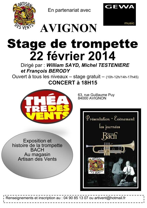 Affiche stage trompette 2014_01