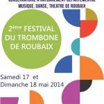 2 ème  FESTIVAL DU TROMBONE  DE ROUBAIX