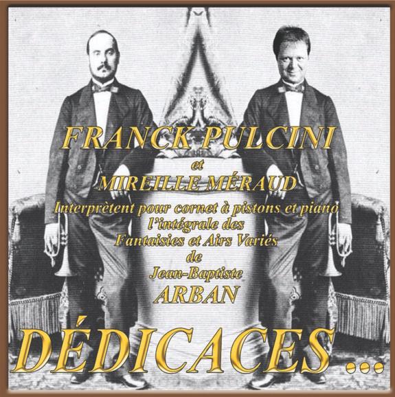 Dedicaces - Franck PULCINI