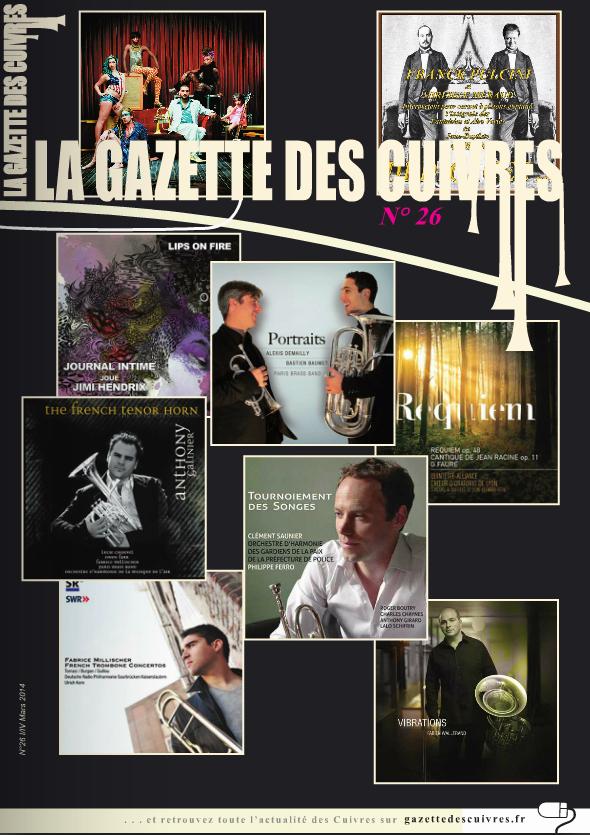 Gazette des Cuivres 26