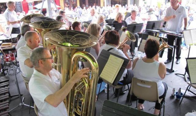 Résultats du 22° Open de Brass Band à Amboise