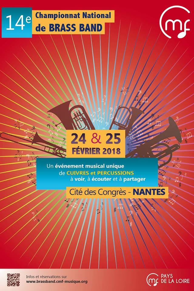 Championnat National Brass Band CMF 2018